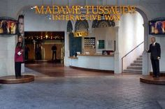 Madame Tussads (wax museum), Las Vegas, NV