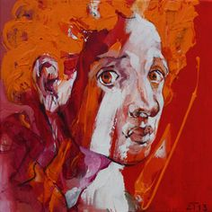 Angel by Lou Thissen available at GALLERIA J in San Gimignano, Italy