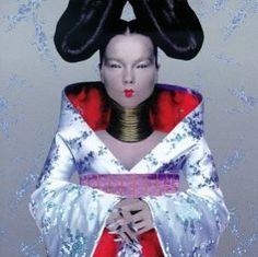 Björk-Homogenic
