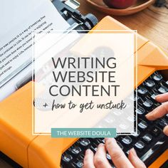 """Susie the Doula feels """"stuck at writing website content. Here's how to get unstuck using your doula skills. Feeling Stuck, Doula, Cards Against Humanity, Social Media, Content, Writing, Website, Tips, Birth"""