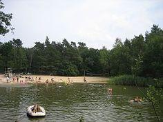Twente-Landgoed camping -Het Lutterzand, 5 huisjes, een trekkers hut en kamperen. Zwemvijver, high rope parcour , etc. Landgoedcamping het Meuleman