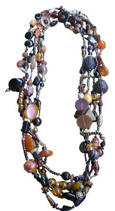 great multi-strand necklace