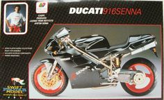 The 1996 MY Ducati 916 Senna is a limited edition motorcycle, which was approved for pre-production only a couple of months prior to ...