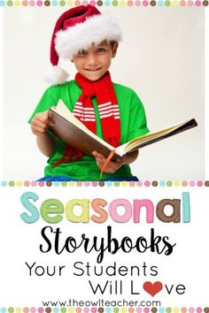 Looking for some great read alouds during this Christmas or holiday season? Check out these fantastic seasonal books that will engage your students! Teaching Reading, Teaching Math, Teaching Resources, Teaching Ideas, Learning, Text To World, Text To Text Connections, Cute Little Puppies, Mentor Texts