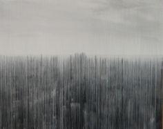 Painting by Akihito Takuma