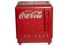 Coke Cooler on OneKingsLane.com
