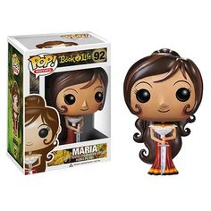 The Book of Life Maria Pop! Vinyl Figure - Funko - Book of Life - Pop! Vinyl Figures at Entertainment Earth