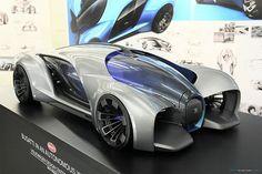 Bugatti Typ A concept by Nico Pressler