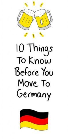 10 Things To Know Before Moving to Germany