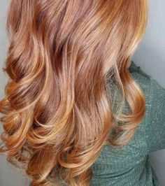 Results from my balayage application posted earlier! gorgeous ginger with copper hilites! oligo blacklight balayage clay lightener and extra light blonde Red Hair With Blonde Highlights, Red Blonde Hair, Red Hair Color, Copper Highlights, Balayage Blond, Blonde Bangs, Balayage Highlights, Copper Balayage, Light Auburn Hair Color