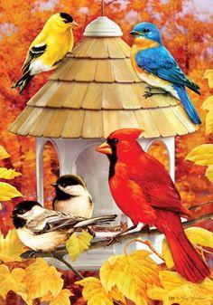 """""""Gazebo Birdhouse"""""""