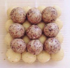 Сыроедные кешью-шарики