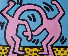 Keith Haring el graffiti que no muere