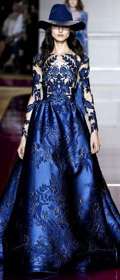 Zhair Murad Couture Fall 2016