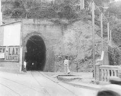 Tunel del Tranvia Roca Tarpeya
