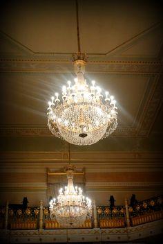 Particolari del Gran Teatro La Fenice, Venice