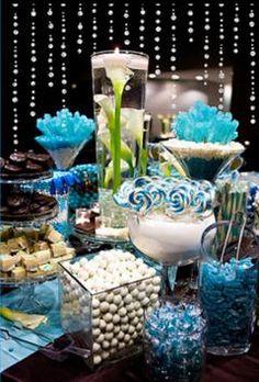 photos of candy buffet | Candy Buffet
