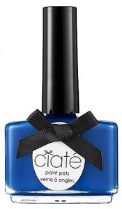 Gifts for the Fashionista in Her:  Ciate Nail Polish in Skinny Jean Electric Blue @ Sephora
