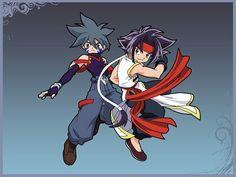 Beyblade – Kai/Rei  They were my favorites! Mostly Kai though...