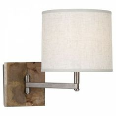 Oliver Swing Arm Wall Sconce | YLighting