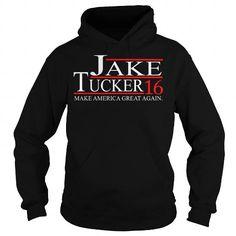 I Love JAKE TUCKER Shirts & Tees