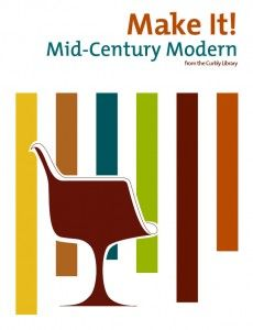 DIY Mid-Century Modern Ideas....need this book.