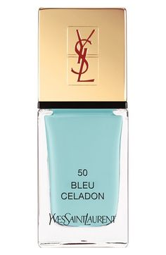 Yves Saint Laurent Nail Lacquer - Love the color! Hair And Nails, My Nails, Nude Nails, Yves Saint Laurent, Couture Nails, Nail Lacquer, Neutral Nails, Nail Polish Colors, Gel Polish
