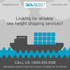Do you require professional freight services in order to move your personal or commercial cargo from one location to another?