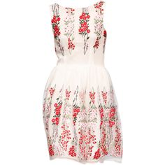 satinee.polyvore.com - Ida Sjöstedt Spring 2016 ❤ liked on Polyvore featuring dresses and gowns