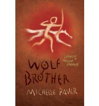 Wolf Brother by Michelle Paver. Book one in the chronicles of ancient darkness series, another series aimed at children/teens so brilliant though!