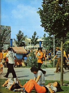 Weltfestspiele 1973 in Ost-Berlin