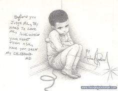 The Art: Childhood by Michael Jackson