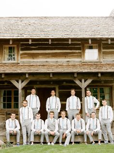 love the no jacket  groomsmen! This is not a maybe it is a MUST