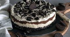 Oreokake | Oppskrift | Meny.no Tiramisu, Oreo, Baking, Cake, Ethnic Recipes, Desserts, Food, Bread Making, Pie Cake