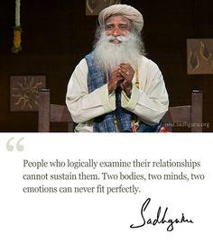 If Yoga is Hindu, Then Gravity is Christian. @SadhguruJV #MysticQuotes