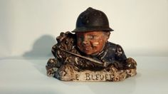rare-encrier-poilu-le-bleuet-1914-1918-no-trench-art-signe-Aristide-de-Ranieri