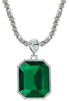 semi joias esmeralda Diamond, Jewelry, Diamond Necklaces, Emeralds, Jewlery, Jewerly, Schmuck, Diamonds, Jewels