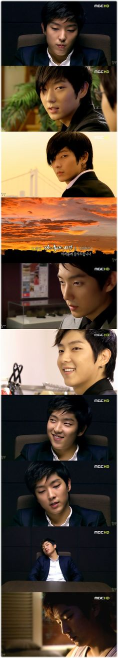 Lee Joon-gi (이준기) in Time Between Dog and Wolf reminding me exactly why I fell for him. <3