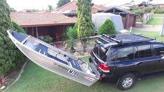 Home Made Boat Loader Travel Trailer Tires, Jon Boat Trailer, Kayak Trailer, Flat Bottom Jon Boat, Top Boat, Aluminum Fishing Boats, Aluminum Boat, Pontoon Boat Accessories, Kayak Roof Rack
