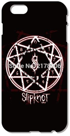 >> Click to Buy << Slipknot Logo Mobile Phone Cases For iphone 4 4S 5 5S SE 5C 6 6S 7 Plus For Samsung Galaxy S3 S4 S5 S6 edge Plastic Hard Cover #Affiliate