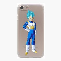 Dragon Ball Z Transparent IPhone Case