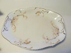 Large Platters Johnson Bros England Platter Semi Porcelain