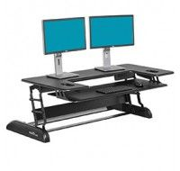 Varidesk Cube Plus 48 Black - Standing Desk