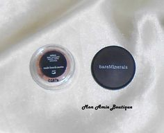 Nude Beach (warm sand) .28g Matte Eyecolor by bare minerals bare escentuals - Eye Shadow