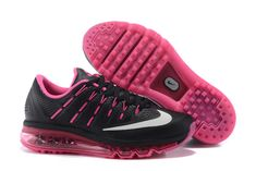 best website ced7f 3c747 Buy Nike Air Max 2016 Leather Womens Shoes Black Purple Pink Online from  Reliable Nike Air Max 2016 Leather Womens Shoes Black Purple Pink Online  suppliers.