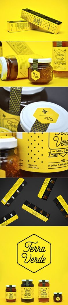 Energy Efficient Home Upgrades in Los Angeles For $0 Down -- Home Improvement Hub -- Via - Beautiful Sustainable Honey Packaging — The Dieline - Branding & Packaging Design
