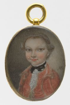 Mary Roberts: The Middleton Cousins Miniature Portraits, Miniature Paintings, Daguerreotype, Metropolitan Museum, American Art, Les Oeuvres, 18th Century, Art History, Art Museum