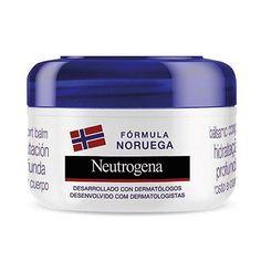 El bálsamo #hidratación para cara y cuerpo de #Neutrogena es ideal para una hidratación en profundidad de la piel muy seca. Rápida absorción y efecto duradero. Pack de 2 unidades.