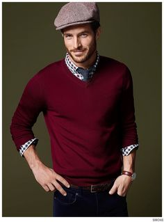 Justice Joslin for Simons Holiday 2014 Catalogue Sharp Dressed Man, Well Dressed Men, Mode Masculine, Autumn Fashion Casual, Holiday Fashion, Justice Joslin, Work Fashion, Mens Fashion, Look Formal