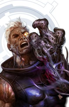 CABLE by Dave Wilkins
